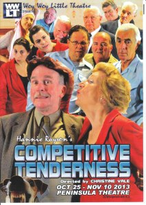 WWLT Competitive Tenderness