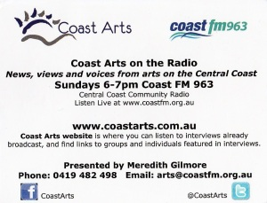 CoastFM Arts