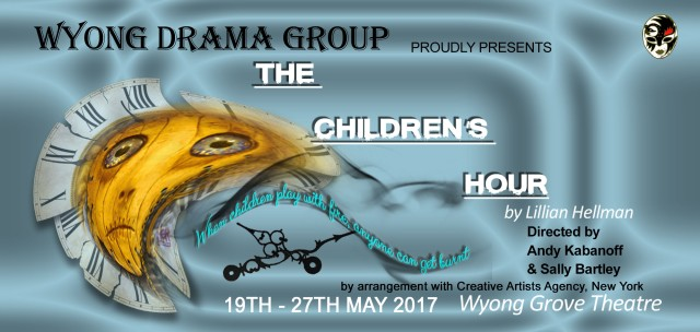 Childrens Hour Hoz flyer front