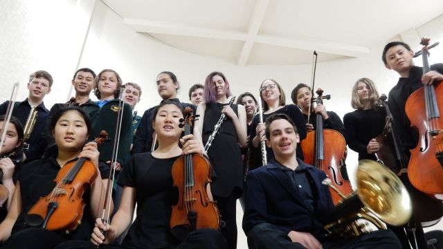 Central Coast Conservatorium Youth Orchestra
