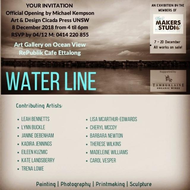 Waterline invitation